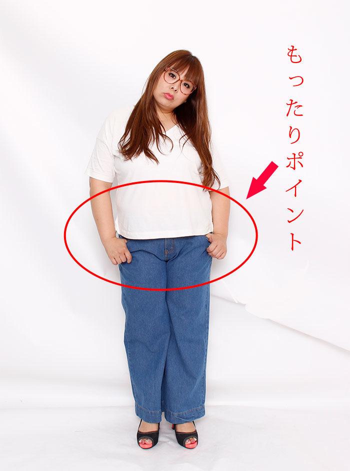 30代 ファッション メンズ 夏 ぽっちゃり