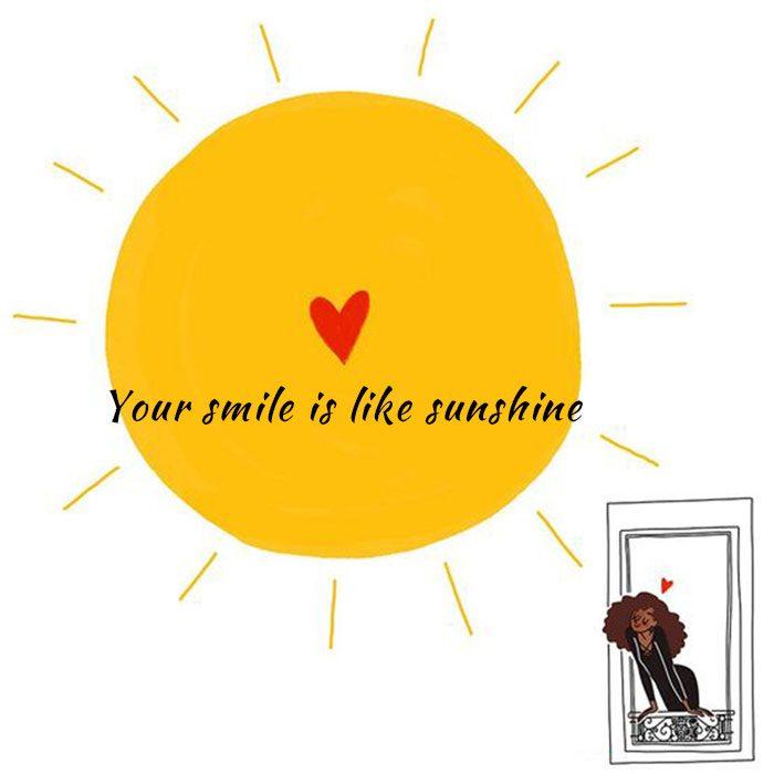 【読モ・コーディネート】いるだけで明るくなる「太陽のような笑顔♡」そんな読モのコーデは・・・?