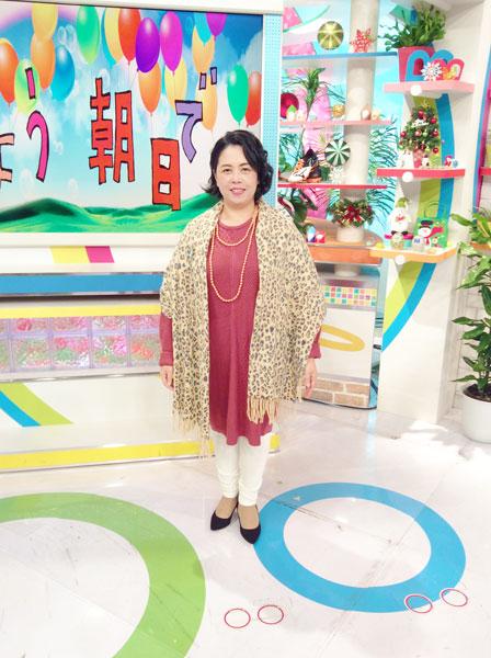 【芸能裏話】「めざましテレビ」をしのぐ高視聴率!「おはよう朝日です!」木曜日は谷口真由美さんのファッションをチェック!