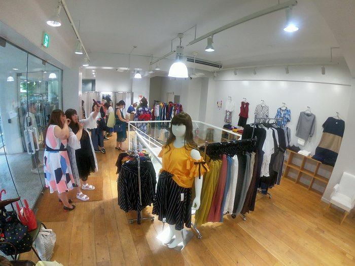【オフ会】6月15日に東京・恵比寿で初夏の試着展示会を開催いたしました。