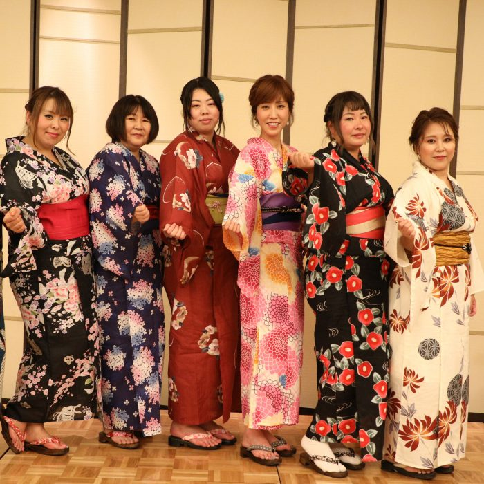 【オフ会】豪華絢爛な浴衣美人が京都に大集合!みんなが振り向く艶やかさ♡