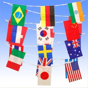【知って得するカラー講座】外国人の好む色、日本人の好む色☆あなたは外国人派?日本人派?LL-5L