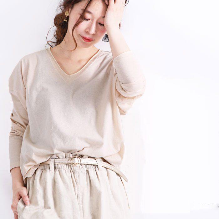 【この服お値段以上】秋冬も着ていいの!?リネン素材は1年着られるお洋服です☆LL-5L