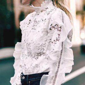 【10年着るための洋服ケア】365日華やかさを纏う…――大人のレースアイテムのお手入れ方法とオススメコーディネートLL-6L