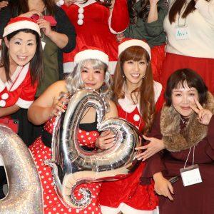 【オフ会】みんなが待ちにまったクリスマスパーティー!熱い一日となりました♡
