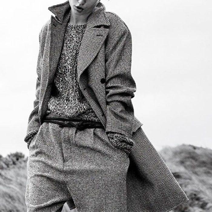 【体型隠しのセオリー】コートだって「着痩せテクニック」で、冬もスッキリ魅せ☆LL-4L