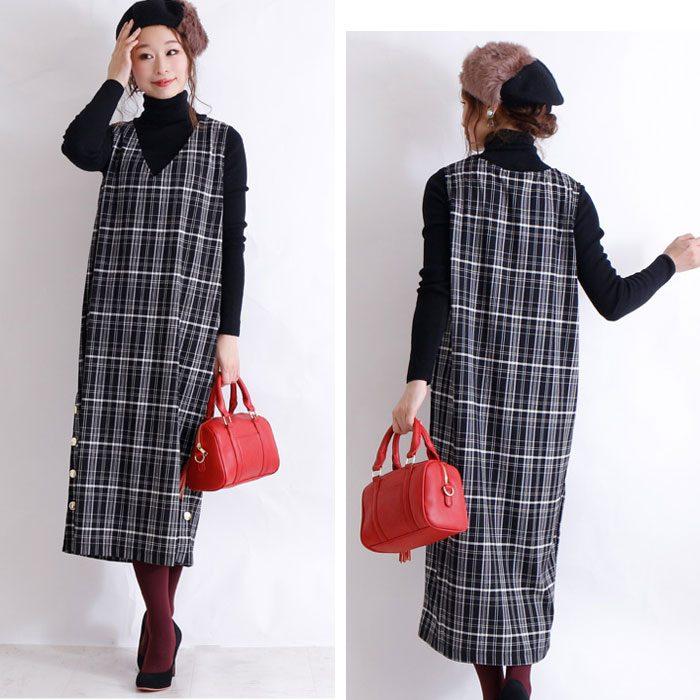 【やっちゃいけないNGファッション】これで解決!大人女子冬のマンネリファッション打開策L-5L