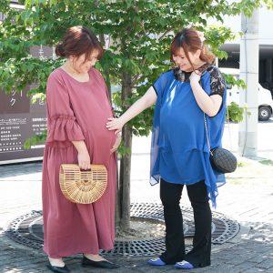 【 大きいサイズのおすすめ】マタニティママ必見☆妊娠中にはゴールドジャパンの服でノンマタニティウェアがおすすめ♪LL-5L