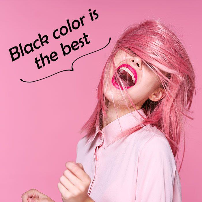 【読モ・コーディネート】冬のマストブラックはカラー&質感で魅せる☆LL-5L